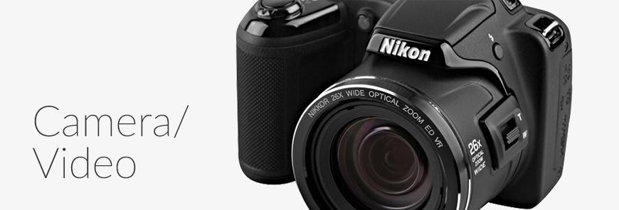 Camera/Video