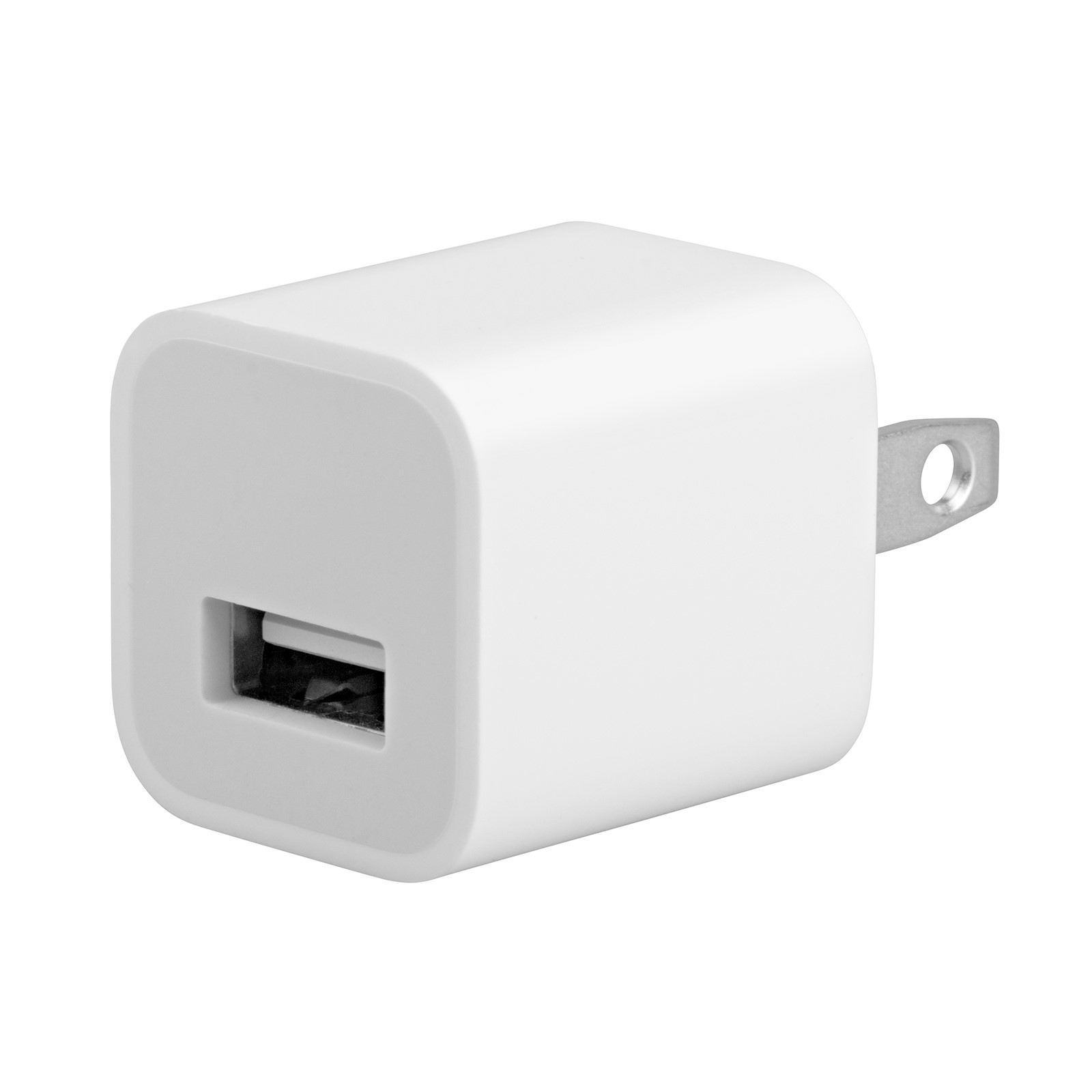 Iphone Wall Charger: Apple A1385 Travel USB Wall Charger For IPhone/iPad (White