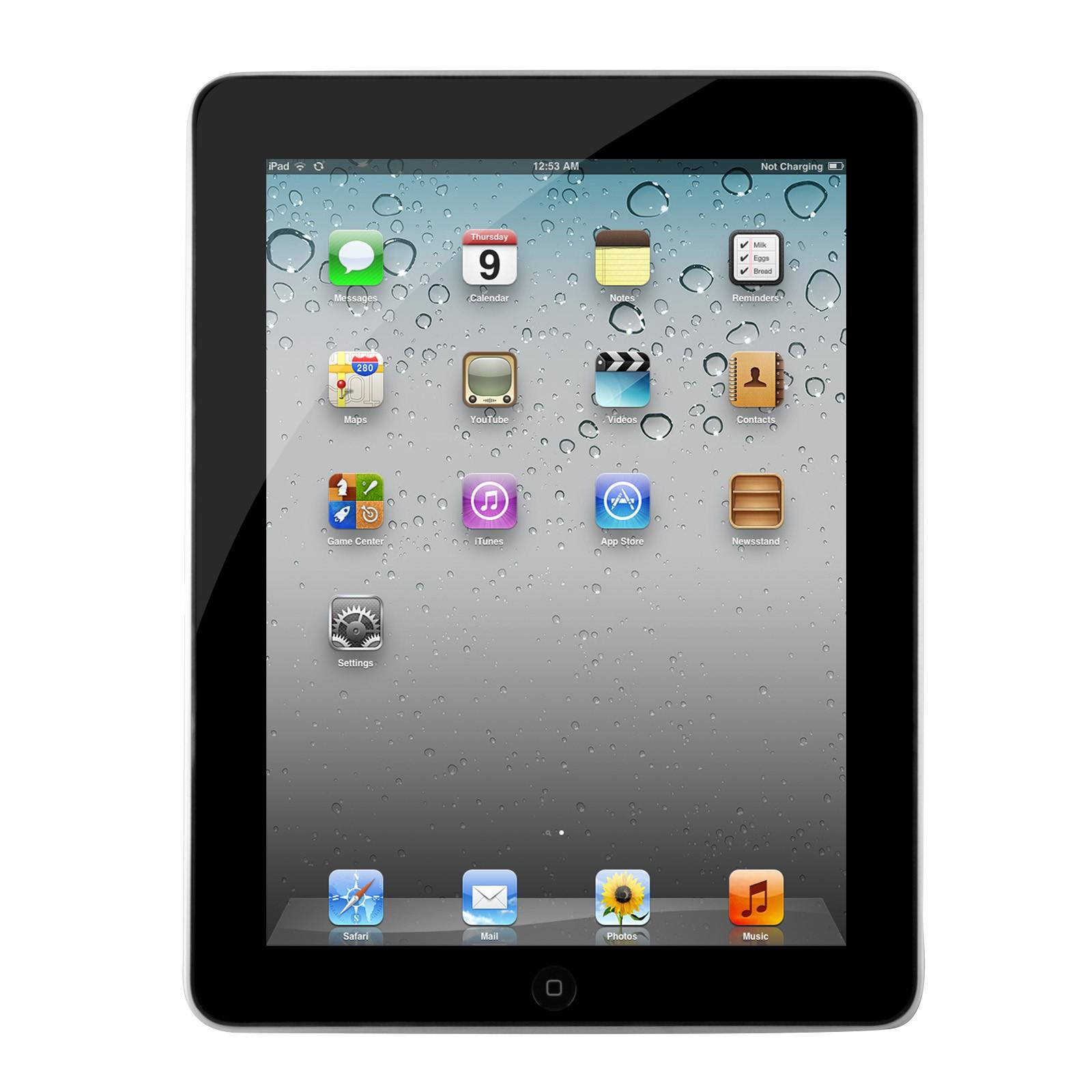 Apple iPad 1 Tablet 32GB Black
