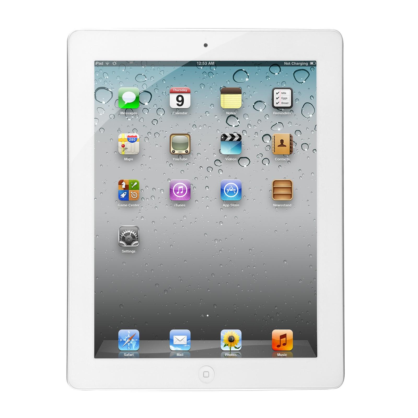 Apple iPad 2 Tablet 64GB White