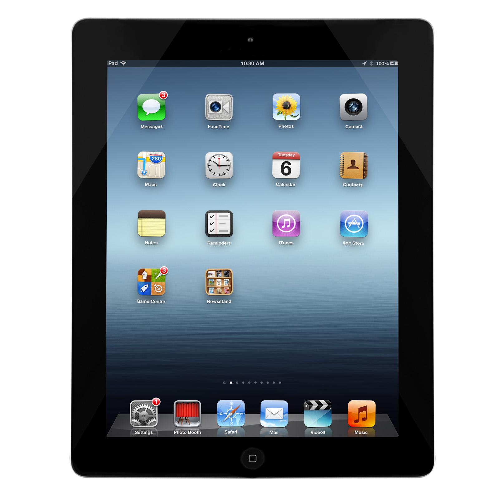 Apple iPad 4 Tablet 16GB Black