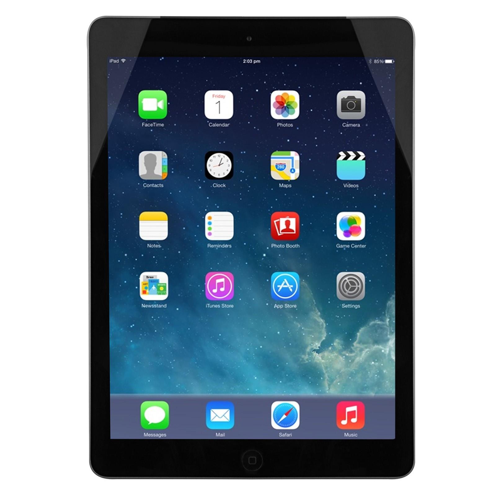 Apple iPad Air 16GB LTE Tablet Gray