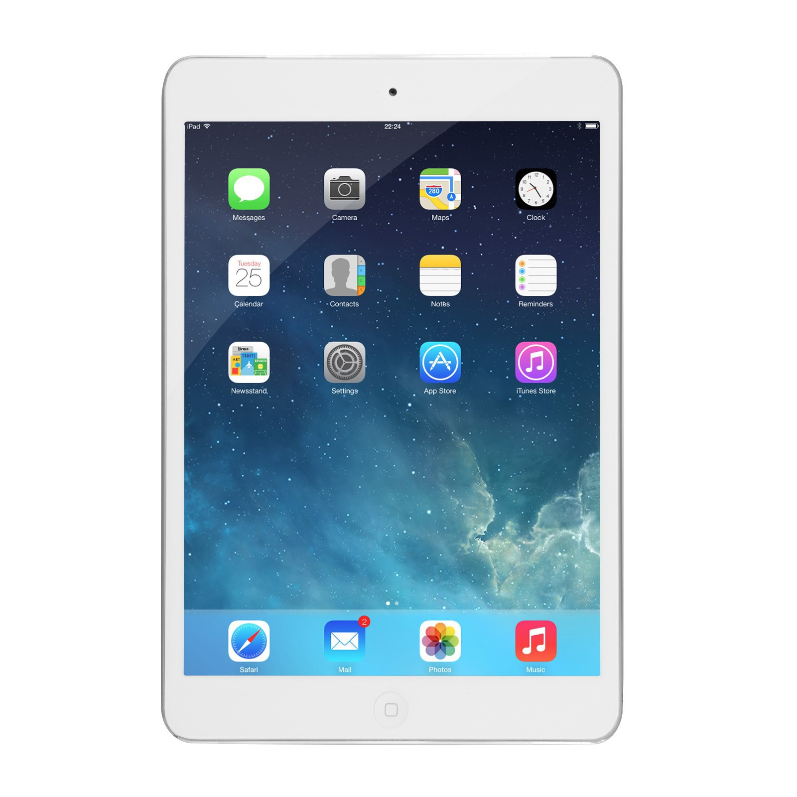 Apple iPad Air 16GB LTE Tablet Silver