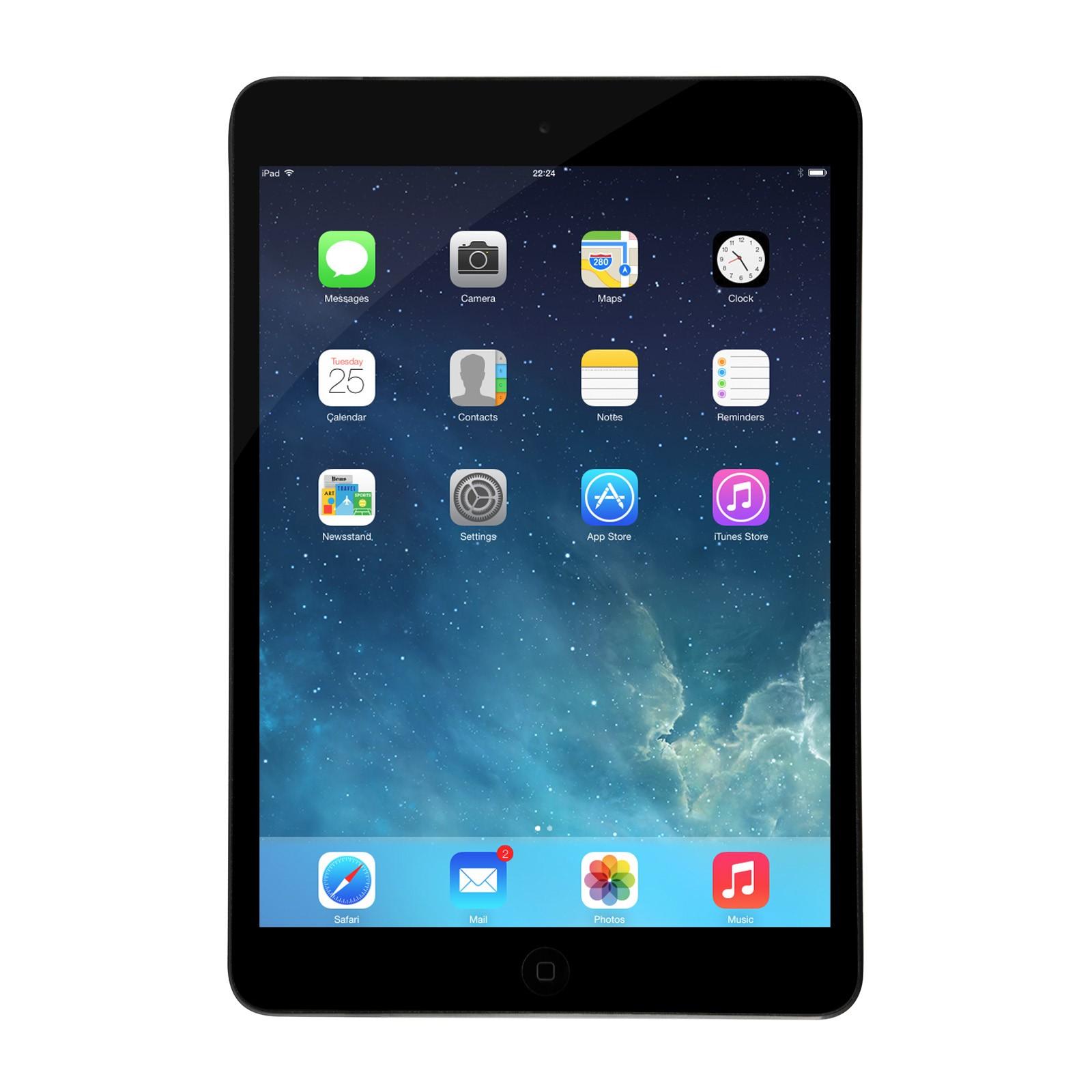 Apple iPad Mini 64GB Tablet Black