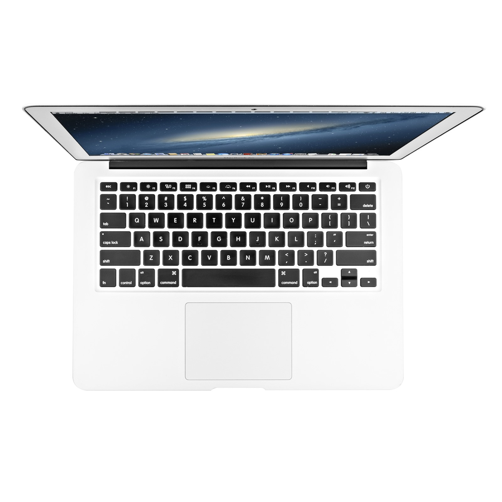 apple macbook air 13 1 3 ghz 128 gb ssd 4gb yosemite md760ll a picclick uk. Black Bedroom Furniture Sets. Home Design Ideas