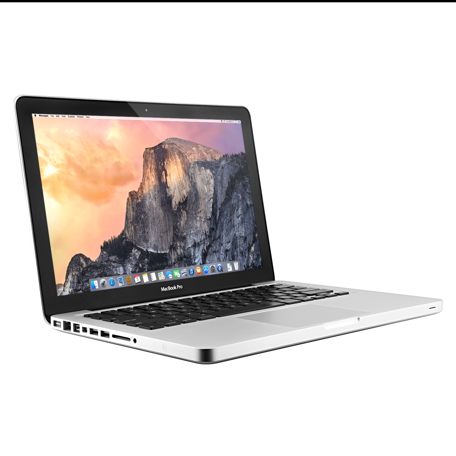 Apple Macbook Pro 13 3 Quot 2 5 Ghz Core I5 500gb Hdd 4gb