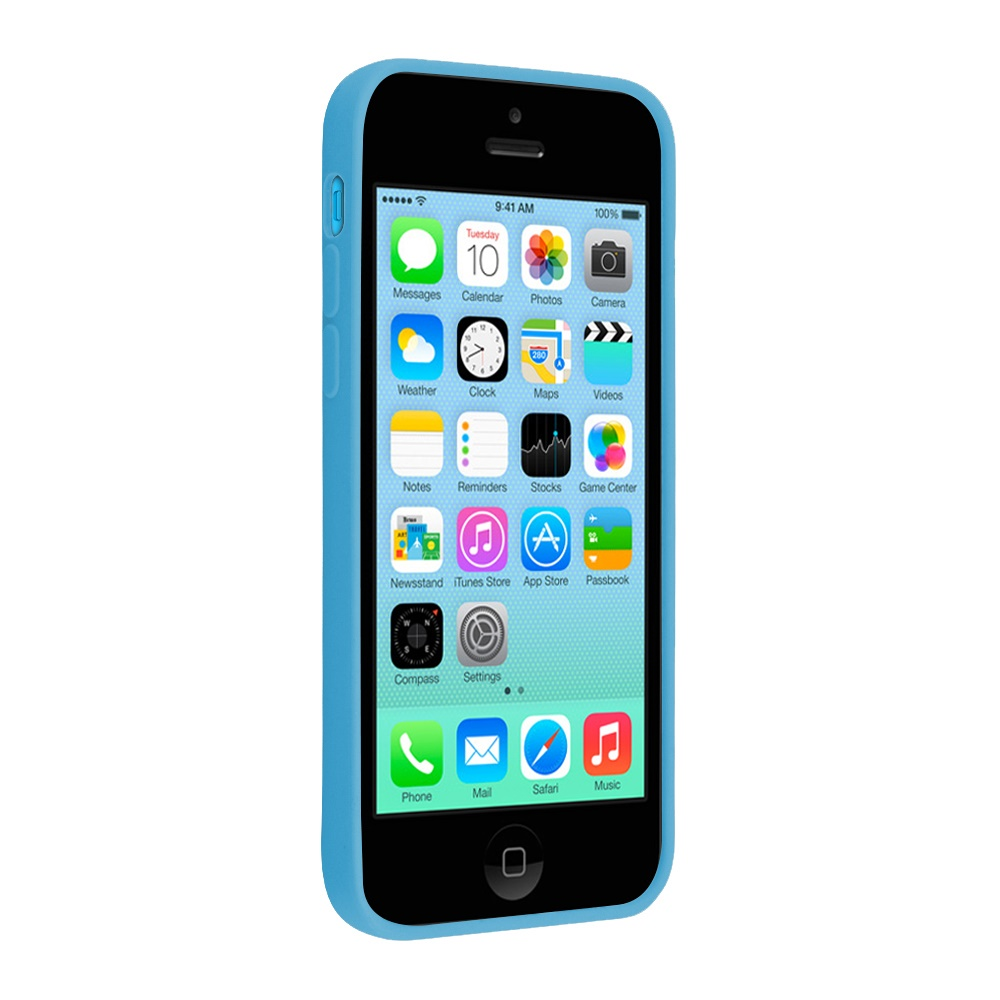 apple bumper grip case for iphone 5c ebay. Black Bedroom Furniture Sets. Home Design Ideas