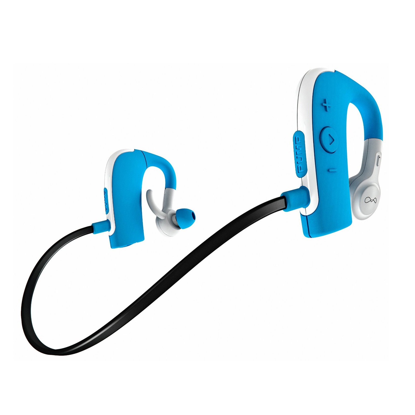 blueant pump hd bluetooth waterproof in ear earhook sport. Black Bedroom Furniture Sets. Home Design Ideas