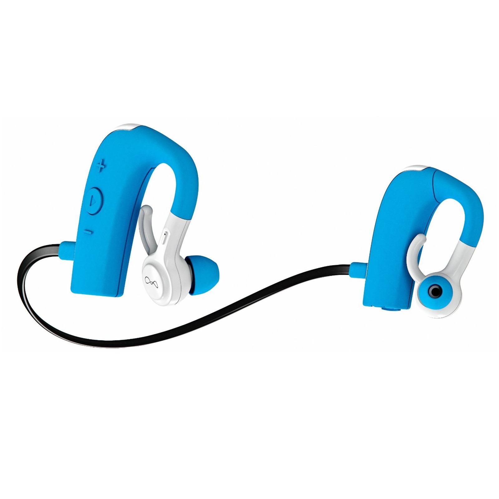 BlueAnt Pump HD Bluetooth Waterproof In-Ear Earhook Sport Headphones