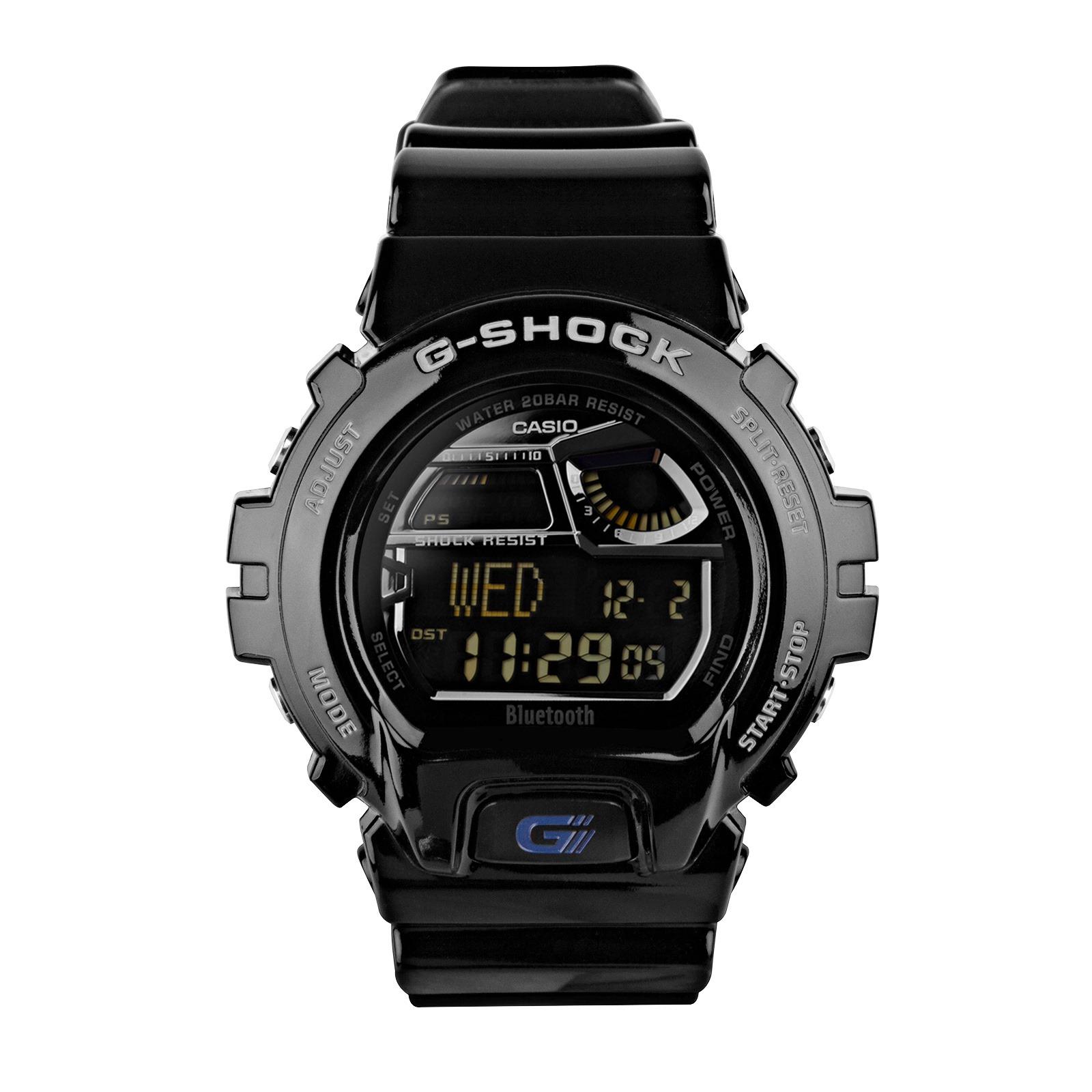 Casio G-SHOCK GB-6900AA-1 Bluetooth Low Energy Watch