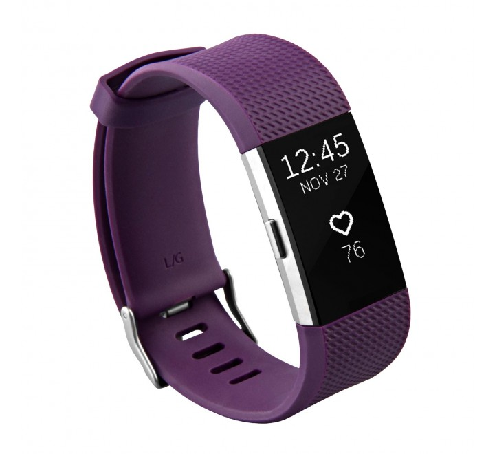 Fitbit Charge 2 Wireless Activity Wristband