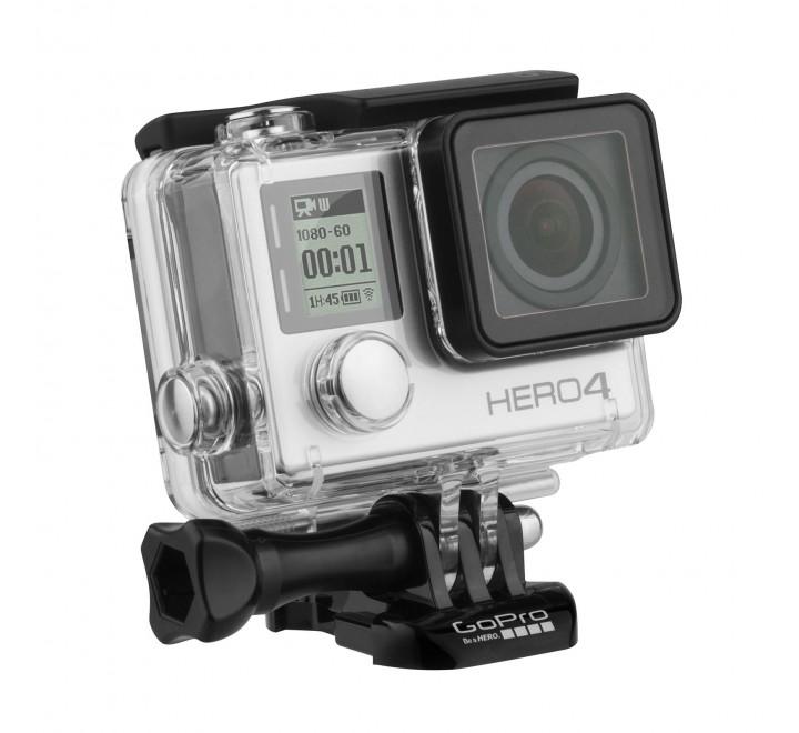 GoPro HERO4 Silver Waterproof Action Camera