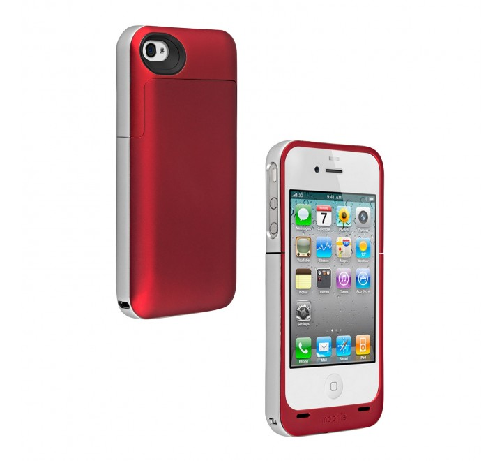Mophie Juice Pack Air Protective Battery Case for iPhone 4/4S