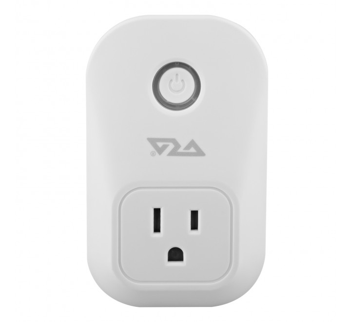 Smartphone Controlled Outlet ora smart plug wi-fi outlet | tech rabbit