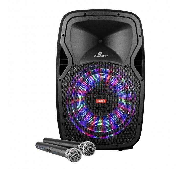 Owlee Condor Wireless Live Sound PA Speaker