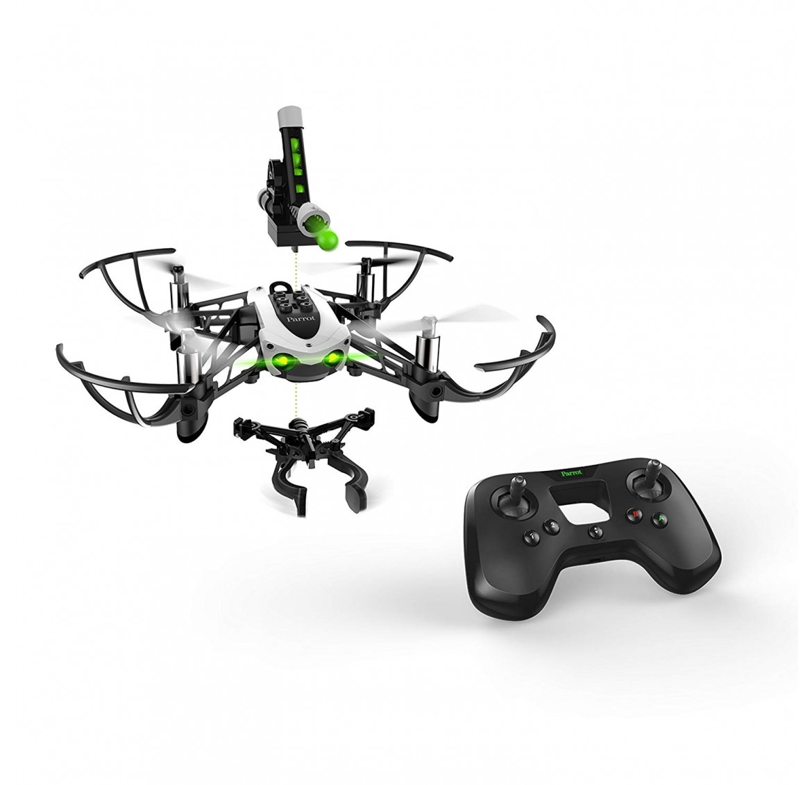 Parrot Mambo Fly Drone with Flypad + Cannon and Claw