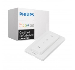 Philips Hue Smart Dimmer Switch with Remote (Requires Bridge)