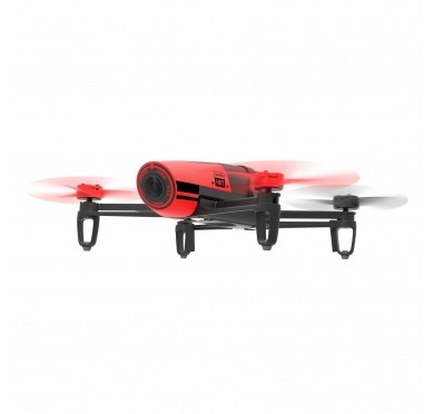 Parrot Bebop Quadcopter Drone with 14MP Full HD 1080p Wide-Angle Camera - Manufacturer Refurbished