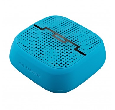 Sol Republic PUNK Wireless Bluetooth Speaker (Blue)