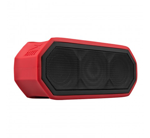 Altec Lansing Jacket Wireless Bluetooth Speaker (Black/Red)