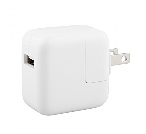 Apple 10w USB 2100 mAh Wall Charging Head (White)