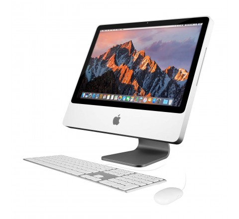 "Apple iMac MB323LL/A 20"" Desktop Computer (Silver)"