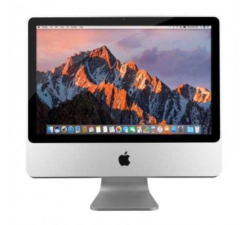 "Apple iMac MB324LL/A 20"" Desktop Computer (Silver)"