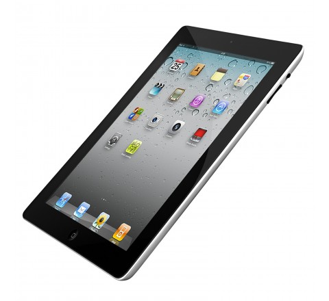 Apple iPad 2 Cellular Tablet 32GB (Black)