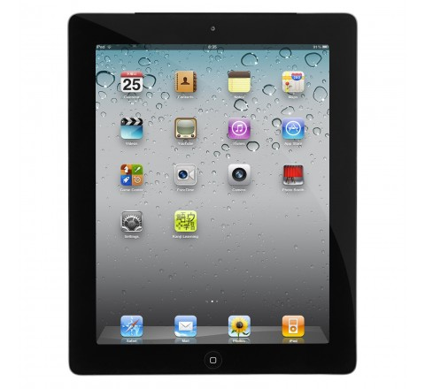 Apple iPad 2 Cellular Tablet 16GB (Black)