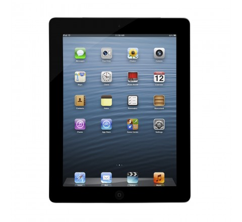 Apple iPad 3 Cellular Tablet 16GB (Black)