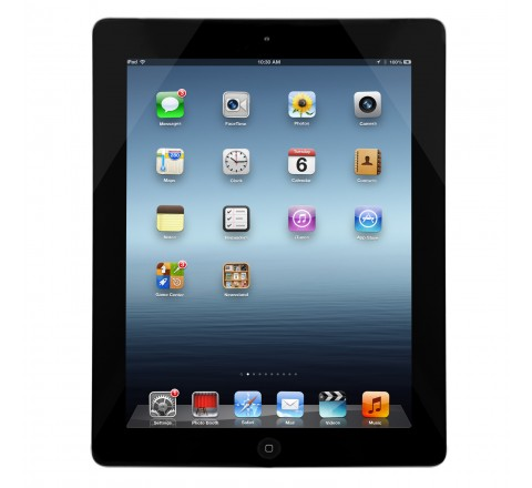 Apple iPad 4 Tablet 32GB (Black)