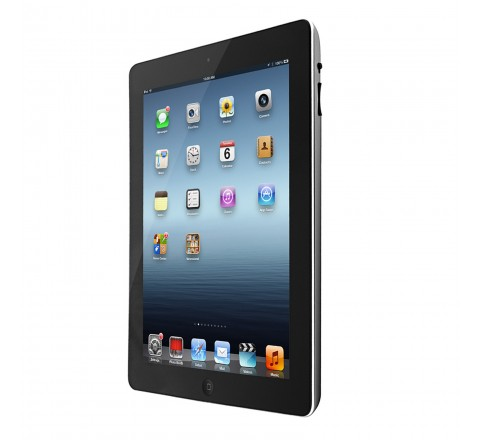 Apple iPad 4 Cellular Tablet 16GB (Black)