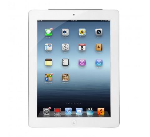 Apple iPad 4 Cellular Tablet 16GB (White)
