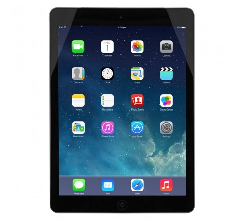 Apple iPad Air 128GB LTE Tablet (Gray)