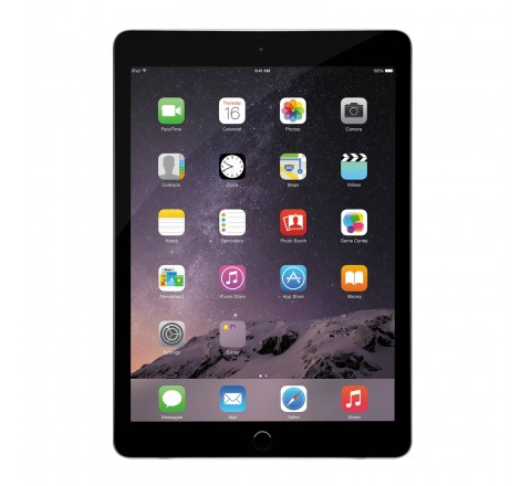 Apple iPad Air 2 64GB Tablet (Gray)
