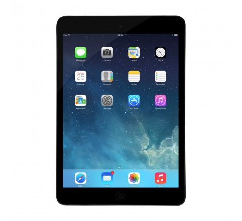 Apple iPad Mini 16GB Cellular Tablet (Black)