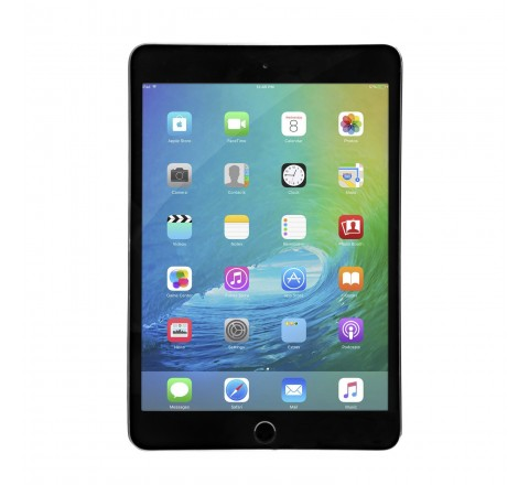 Apple iPad Mini 3 64GB Tablet (Gray)