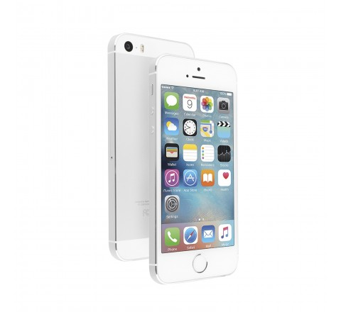 Apple iPhone 5S 32GB Factory Unlocked Smartphone (Silver)
