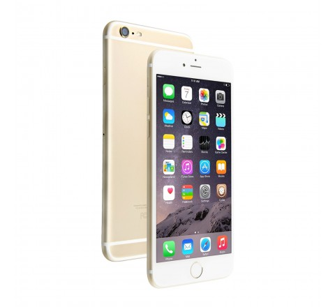 Apple iPhone 6 64GB Factory Unlocked Smartphone (Gold)