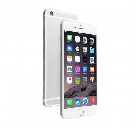 Apple iPhone 6 16GB GSM Factory Unlocked Smartphone (Silver)