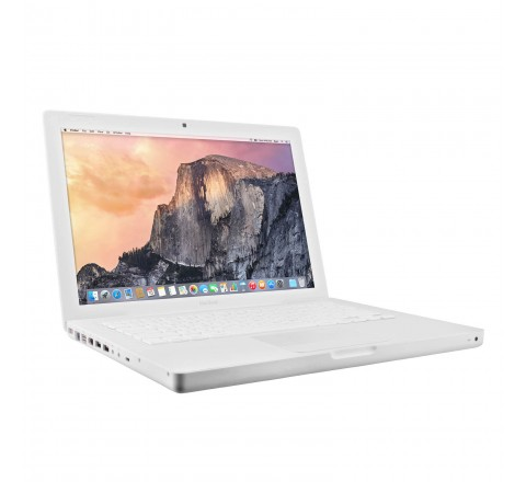 Apple Macbook MC240LL/A 13.3 Inch Laptop (White)