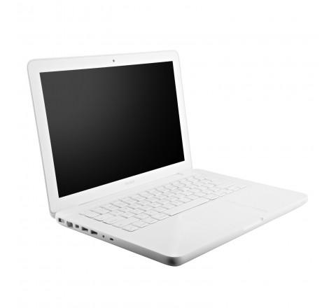 "Apple MacBook MC516LL/A 13.3"" Laptop (White)"