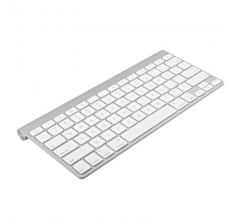 Apple Wireless Keyboard (Silver)