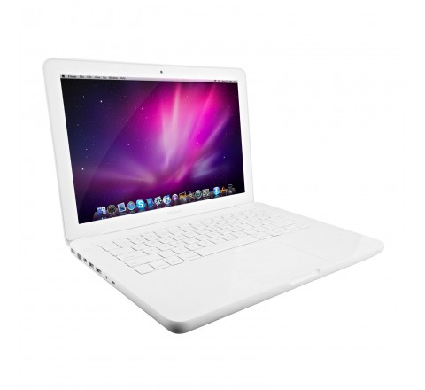 Apple MacBook MC207LL/A 13.3 Inch Laptop (White)