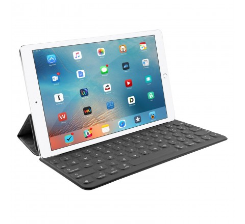 Apple MM2L2AM/A Smart Keyboard for iPad Pro 9.7-inch (Gray)