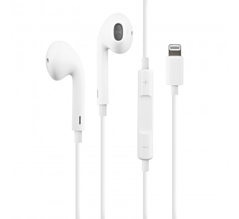 Apple Earpods with Lightning Connector (White)