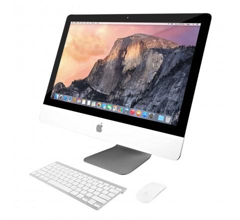 "Apple iMac MF883LL/A 21.5"" Desktop Computer (Silver)"