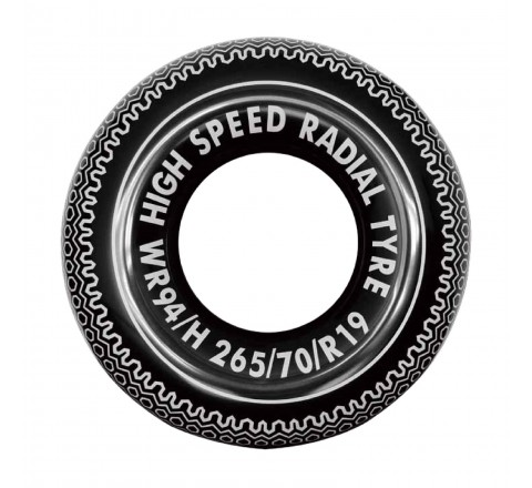 "Attajoy Tire Swim Tube - 35"" - for ages 9+"