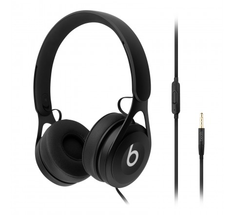 Beats EP Wired On Ear Headphones (Black)