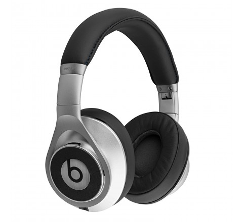 Beats Executive Headphones with Active Noise Cancellation (Silver)